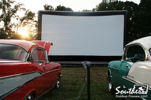 southern outdoor cinema photo gallery large venue events